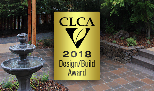 2018 CLCA Design/Build Award